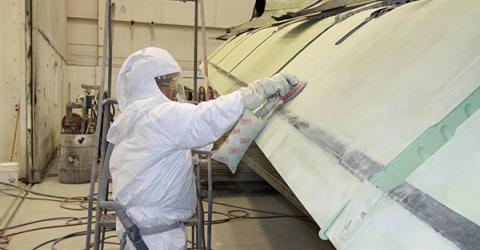 Supply commercial aerospace grade paints and primers